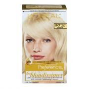 L'Oreal Preference les Blondissimes Extra Light Ash Blonde