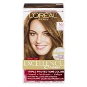 L'Oreal Excellence Creme #6G Light Golden Brown Hair Color