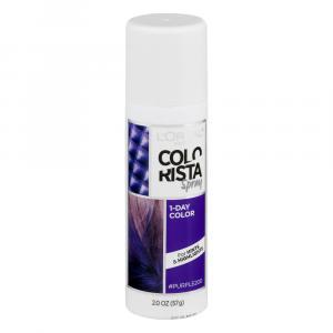 L'Oreal Colo Rista Purple 200 1-Day Color Spray