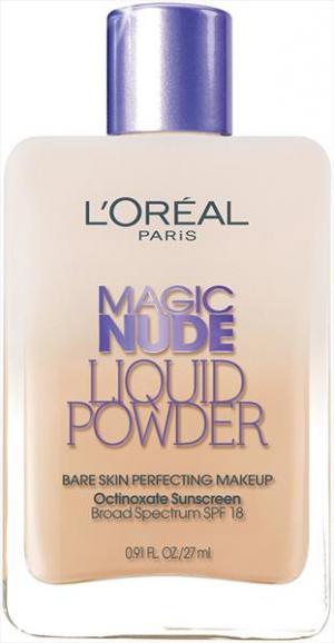 L'oreal Magic Nude Liquid Foundation Classic Ivory