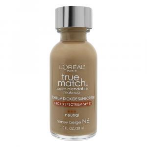 L'oreal True Match Makeup Honey