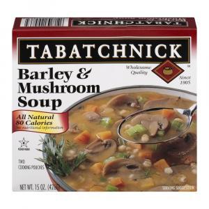 Tabatchnick Mushroom & Barley Soup