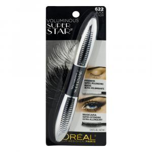 L'oreal Voluminous Super Star Mascara Black