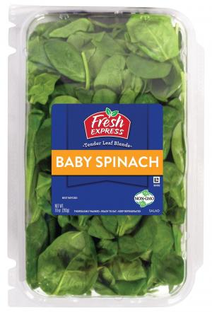 Fresh Express Baby Spinach Family Size