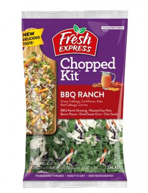 Fresh Express BBQ Ranch Chopped Kit