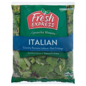 Fresh Express Italian Salad Blend
