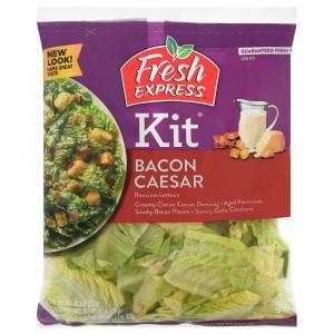 Fresh Express Bacon Caesar Kit