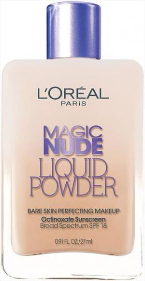 L'oreal Magic Nude Liquid Foundation Creamy Natural