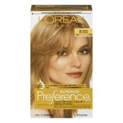 L'Oreal Preference #8 Medium Blonde Hair Color