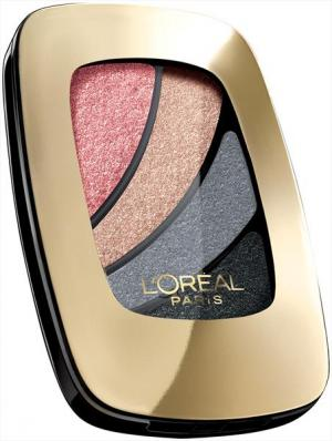L'oreal Color Riche Shadow Quad Shopping Spree