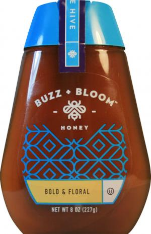 Buzz & Bloom Bold & Floral Honey