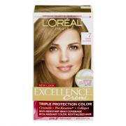 L'Oreal Excellence Creme #7 Dark Blonde Hair Color