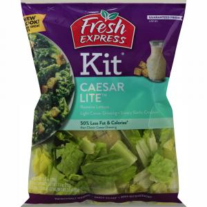 Fresh Express Lite Caesar Salad Mix