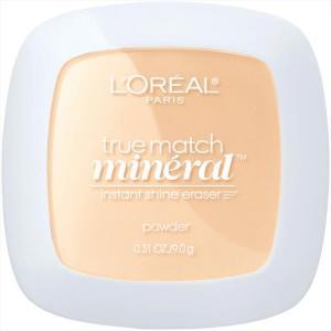 L'oreal Tru Match Mineral Pp Light Ivory