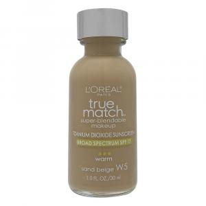 L'oreal True Match Makeup Sand