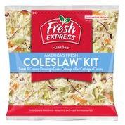 Fresh Express Cole Slaw Kit