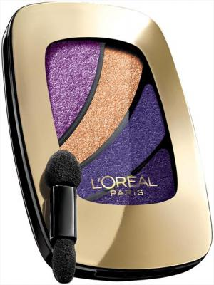 L'oreal Cr Quad Shadow Hollywood