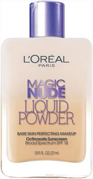L'oreal Magic Nude Liquid Foundation Light Ivory