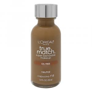 L'oreal Tru Match Makeup Cappuccino