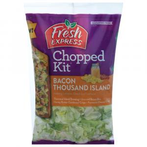 Fresh Express Chopped Bacon & Thousand Island Kit