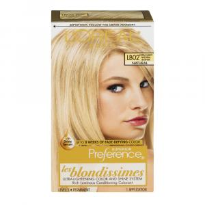L'Oreal Preference les Blondissimes Extra Light Natural