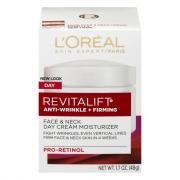L'Oreal Advanced Revitalift Face & Neck