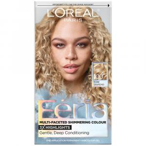 L'oreal Feria #100 Pure Diamonds Hair Color