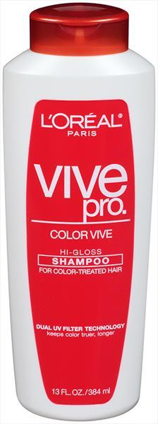 L'oreal Vive Dry Hair Color Vive Shampoo