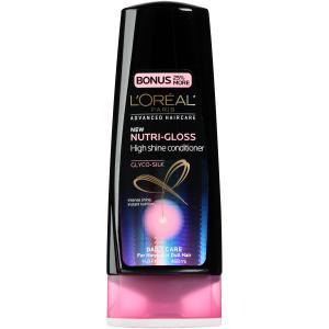 L'oreal Advanced Haircare Nutri-gloss High Shine Conditioner