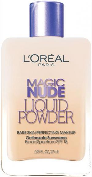 L'oreal Magic Nude Liquid Foundation Nude Beige