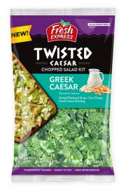 Fresh Express Twisted Greek Caesar Chopped Salad