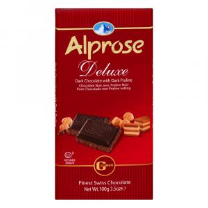 Alprose Parve Deluxe Chocolate Bar
