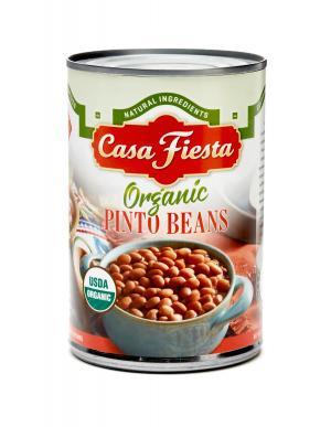 Casa Fiesta Organic Pinto Beans