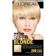 L'Oreal New Look Super Blonde Creme Lightning Kit