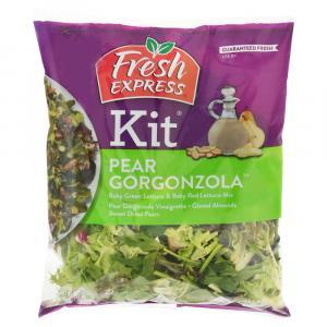 Fresh Express Pear Gorgonzola Salad Kit