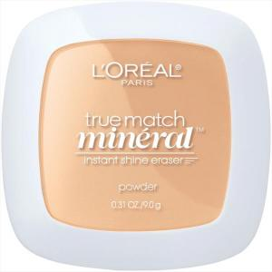 L'oreal Tru Match Mineral PP Nude Beige