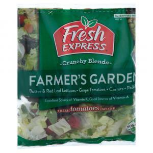 Fresh Express Veggie Medleys Farmer's Garden