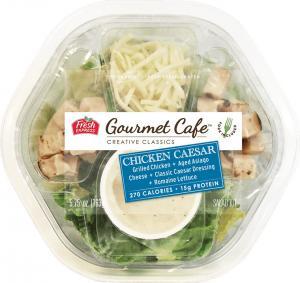 Fresh Express Gourmet Chicken Ceasar Salad