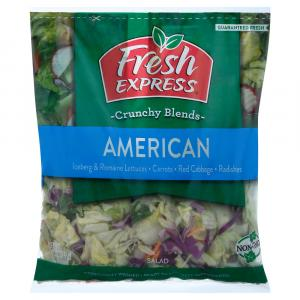 Fresh Express American Style Salad Mix