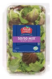 Fresh Express 50/50 Mix Family Size
