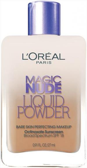 L'oreal Magic Nude Liquie Foundation Buff Beige