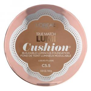 L'oreal True Match Lumi Cushion Foundation Natural Tan