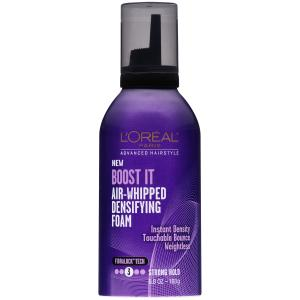 L'oreal Advanced Hairstyle Air-whipped Foam