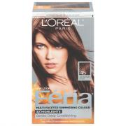 L'Oreal Feria #45 French Toast Hair Color