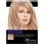 L'Oreal Frost & Design Champagne Hair Color