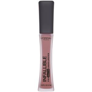 L'oreal Infallible Pro-Matte Liquid Lipstick Angora