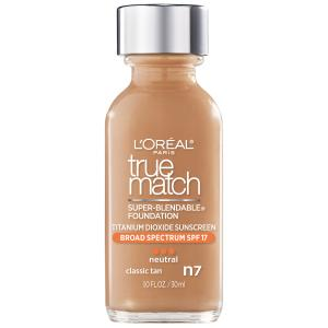 L'oreal True Match Makeup C-Tan
