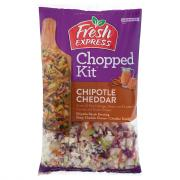 Fresh Express Chipotle Cheddar Chopped Kit