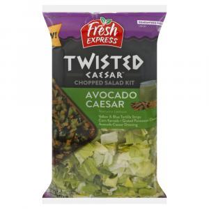 Fresh Express Twisted Avocado Caesar Chopped Salad