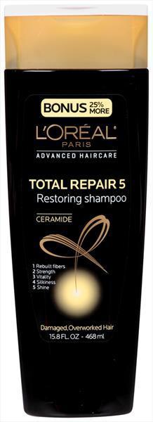 L'Oreal Advanced Haircare Total Repair 5 Shampoo